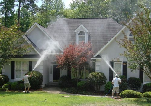 Clean & Clear Power Washing - Power Washing, Pressure Washing, Soft Washing, Roof Washing in Monmouth County and Ocean County, NJ