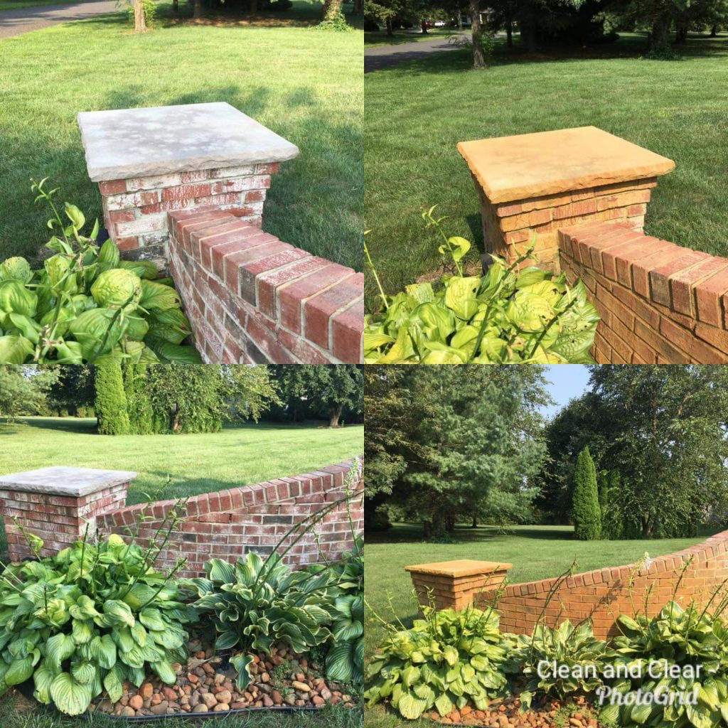 retaining-wall-power-washing-before-and-after