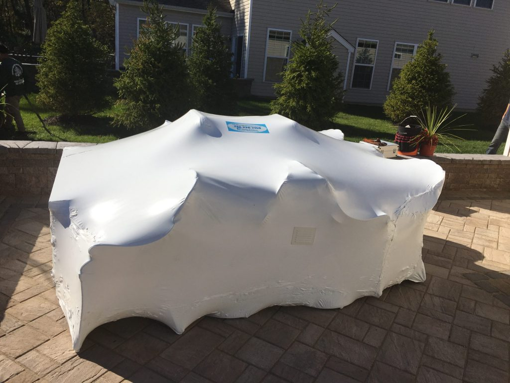 patio-furniture-shrink-wrapped